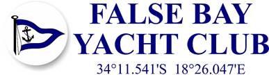 False Bay Yacht Club Logo